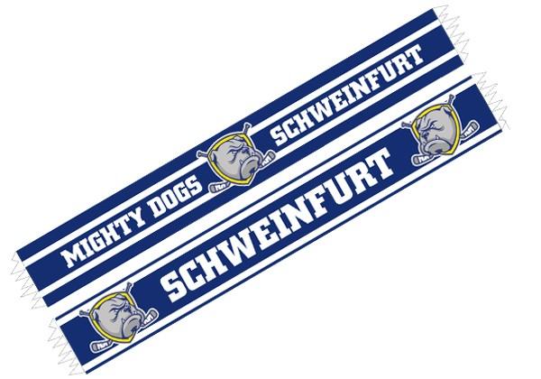 Mighty Dogs Fan Schal